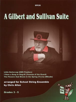 A Gilbert and Sullivan Suite - School String ensemble laflutedepan