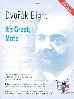 Dvorak Eight - String ensemble - laflutedepan.com