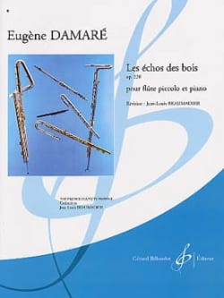 Eugène Damaré - The echoes of the wood op. 220 - Sheet Music - di-arezzo.com