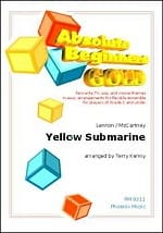 Lennon John / McCartney Paul - Yellow Submarine - Together - Sheet Music - di-arezzo.com