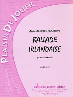 Ballade irlandaise - Flûte piano - laflutedepan.com
