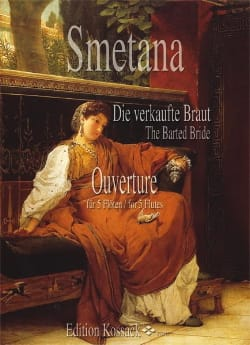 Die Verkaufte Braut - 5 Flûtes - Bedrich Smetana - laflutedepan.com