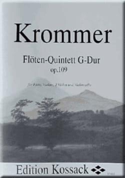 Flötenquintett G-Dur op. 109 - Partitur + Stimmen laflutedepan