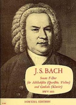 Sonata F-Dur, BWV 1035 – Altblockflöte und Cemb. - laflutedepan.com