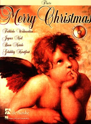 Merry Christmas - Flute - Sheet Music - di-arezzo.co.uk