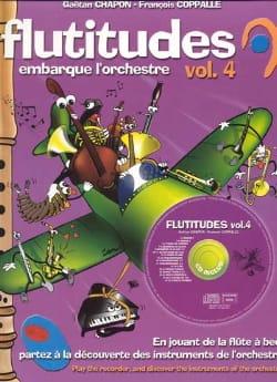 Flutitudes - Volume 4 - laflutedepan.com