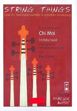 Chi Mai - String ensemble Ennio Morricone Partition laflutedepan
