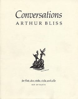 Conversations - Arthur Bliss - Partition - laflutedepan.com