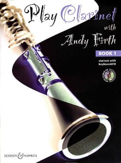 Play Clarinet With Andy Firth - Book 1 Andy Firth laflutedepan