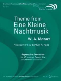 Theme from Eine kleine Nachtmusik - laflutedepan.com