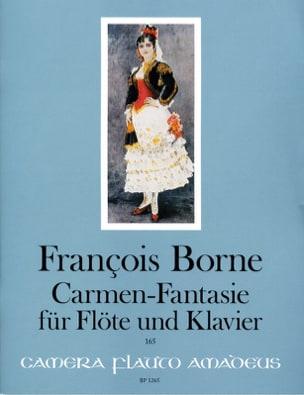 François Borne - Carmen-Fantasy - Sheet Music - di-arezzo.co.uk