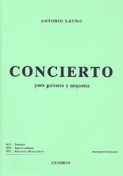 Concierto para guitarra - Guittara piano - laflutedepan.com