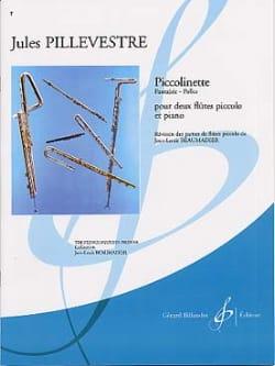 Jules Pillevestre - Piccolinette - Partition - di-arezzo.fr