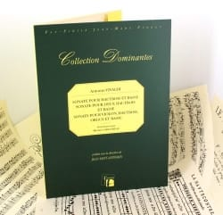 VIVALDI - Sonatas for oboe, bc - for 2 htbs and bass - for violin, htbs, org. - Sheet Music - di-arezzo.co.uk