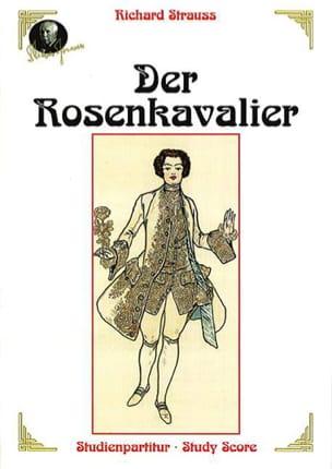 Der Rosenkavalier Richard Strauss Partition laflutedepan