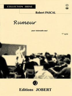 Robert Pascal - Rumor - Sheet Music - di-arezzo.com