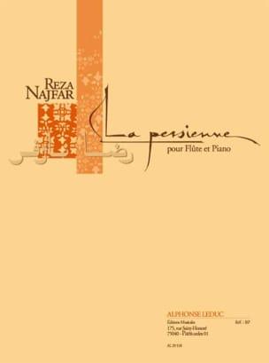 Reza Najfar - La Persienne - Partition - di-arezzo.fr