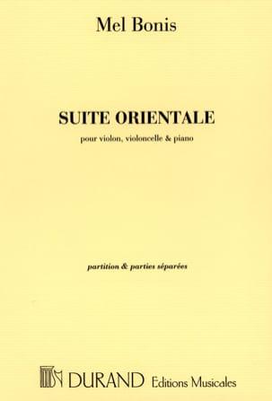 Mel Bonis - Suite Orientale - Partition - di-arezzo.fr