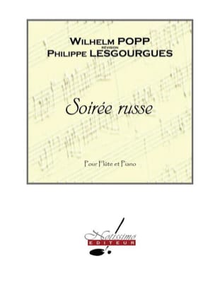 Popp Wilhelm - Russian evening - Sheet Music - di-arezzo.co.uk