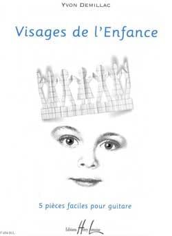 Yvon Demillac - Visages de l'enfance - Partition - di-arezzo.fr