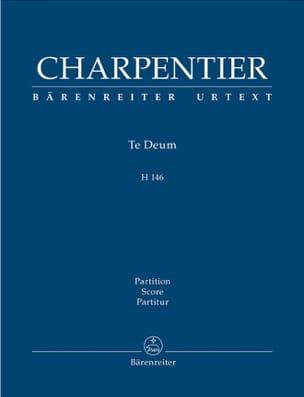 Te Deum - Score Marc-Antoine Charpentier Partition laflutedepan