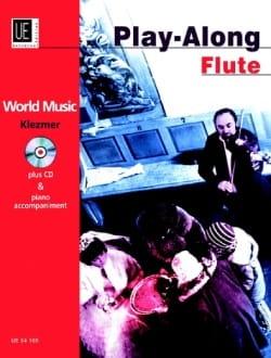 Play Along Flute - Klezmer - Strom Yale - Partition - laflutedepan.com