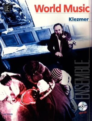 World Music - Klezmer - Ensemble Yale Strom Partition laflutedepan