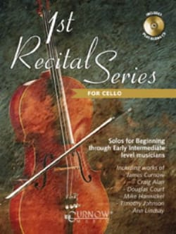 First Recital Séries - Cello - laflutedepan.com