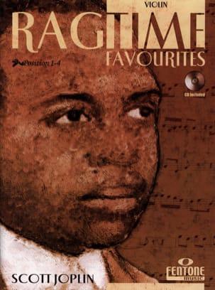 Ragtime Favourites - Violon - Scott Joplin - laflutedepan.com