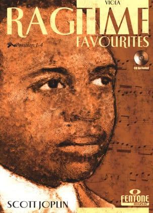 Scott Joplin - Ragtime Favourites – Viola - Partition - di-arezzo.fr