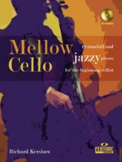 Richard Kershaw - Mellow Cello - Partition - di-arezzo.fr
