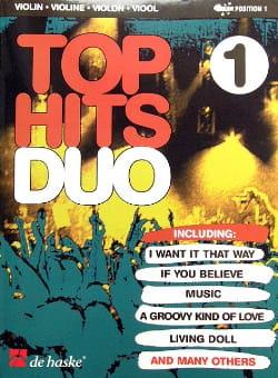Top Hits Duo – 2 Violins - Gunter Van Rompaey - laflutedepan.com