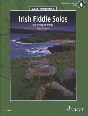 Irish Fiddle Solos Traditionnels Partition Violon - laflutedepan