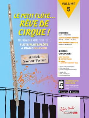 The Little Flute ... Circus Dream - Partitura - di-arezzo.it