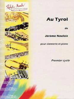 Jérôme Naulais - In the Tyrol - Sheet Music - di-arezzo.co.uk