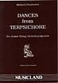Michael Praetorius - Dances From Terpsichore - Partition - di-arezzo.fr