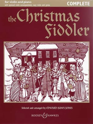 Jones Edward Huws - The Christmas Fiddler - Complete - Sheet Music - di-arezzo.com