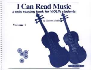 Joanne Martin - I can read Music - Volume 1 Suzuki - Sheet Music - di-arezzo.com