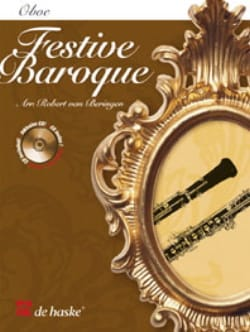 compositeurs Divers - Festive Baroque - Oboe and Piano - Sheet Music - di-arezzo.co.uk