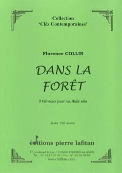 Florence Collin - In the Forest 3 Tables - Sheet Music - di-arezzo.com