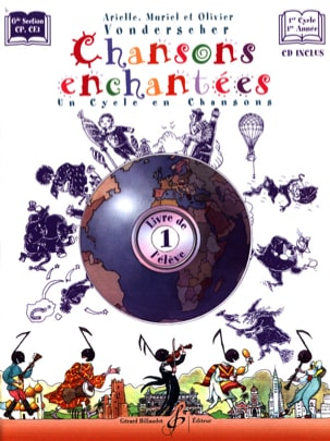 - Enchanted Songs Volume 1 - Sheet Music - di-arezzo.com