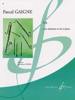 Pascal Gaigne - Iris - Partition - di-arezzo.fr