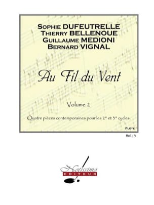 Sophie Dufeutrelle - In the Wind Wind Volume 2 - Sheet Music - di-arezzo.com