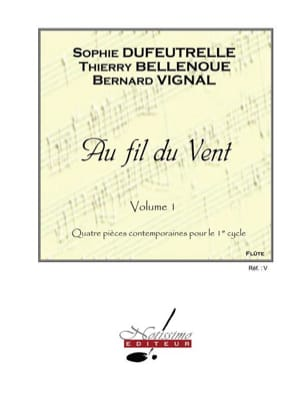 Sophie Dufeutrelle - In the Wind Wind Volume 1 - Sheet Music - di-arezzo.co.uk