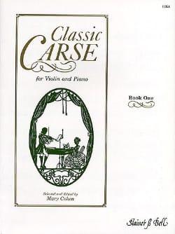Adam Carse - Classic Carse, book 1 - Partition - di-arezzo.fr