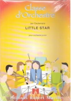 Ceulemans - Little Star - Partition - di-arezzo.fr