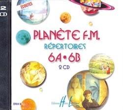 Marguerite Labrousse - CD - Planète FM Volume 6 - Ecoutes - Partition - di-arezzo.fr