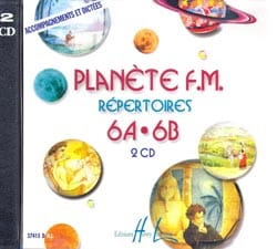 Marguerite Labrousse - CD - Planet FM Volume 6 - 伴奏/ディクテーション - 楽譜 - di-arezzo.jp