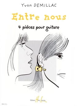 Yvon Demillac - Entre nous - Partition - di-arezzo.fr