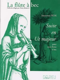 Innocenzo Fede - Suite en ut majeur - Partition - di-arezzo.fr